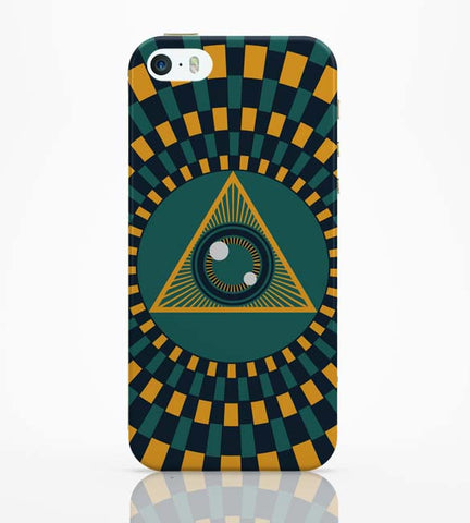 iPhone 5 / 5S Cases & Covers | The Eye Of Intuition iPhone 5 / 5S Case Online India