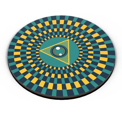 PosterGuy | The Eye Of Intuition Fridge Magnet Online India by Ecstacy Designs