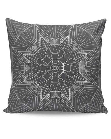 PosterGuy | Intertwined Cushion Cover Online India