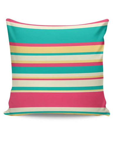 PosterGuy | Love For Stripes Cushion Cover Online India