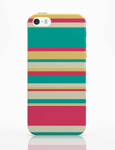 iPhone 5 / 5S Cases & Covers | Love For Stripes iPhone 5 / 5S Case Cover Online India