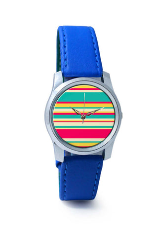 Women Wrist Watch India | Love For Stripes Wrist Watch Online India