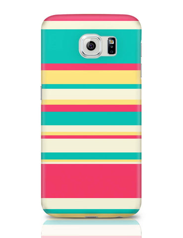 Samsung Galaxy S6 Covers | Love For Stripes Samsung Galaxy S6 Case Covers Online India