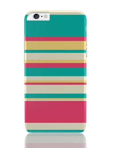 iPhone 6 Plus/iPhone 6S Plus Covers | Love For Stripes iPhone 6 Plus / 6S Plus Covers Online India