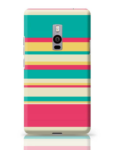 OnePlus Two Covers | Love For Stripes OnePlus Two Case Cover Online India