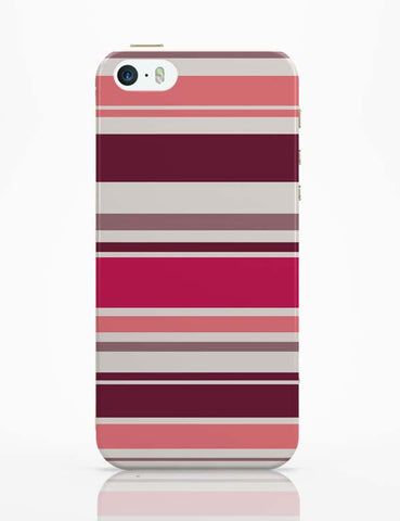 iPhone 5 / 5S Cases & Covers | Love For Stripes 2 iPhone 5 / 5S Case Cover Online India