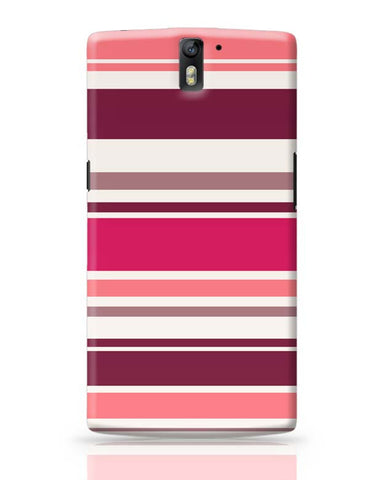 OnePlus One Covers | Love For Stripes 2 OnePlus One Case Cover Online India