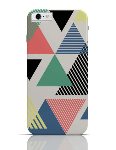 iPhone 6/6S Covers & Cases | Lovely Triangles iPhone 6 / 6S Case Cover Online India