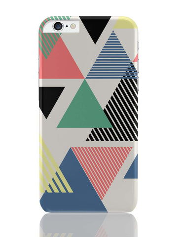 iPhone 6 Plus/iPhone 6S Plus Covers | Lovely Triangles iPhone 6 Plus / 6S Plus Covers Online India