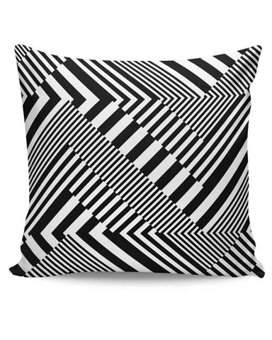 PosterGuy | Monochrome Psyche Delia! Cushion Cover Online India