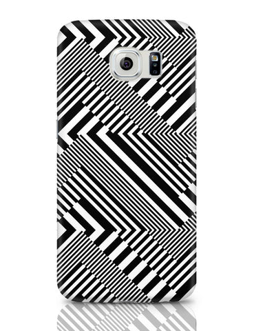 Samsung Galaxy S6 Covers | Monochrome Psyche Delia! Samsung Galaxy S6 Case Covers Online India