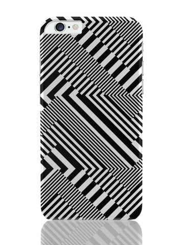 iPhone 6 Plus/iPhone 6S Plus Covers | Monochrome Psyche Delia! iPhone 6 Plus / 6S Plus Covers Online India