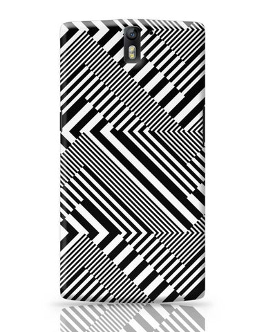 OnePlus One Covers | Monochrome Psyche Delia! OnePlus One Case Cover Online India