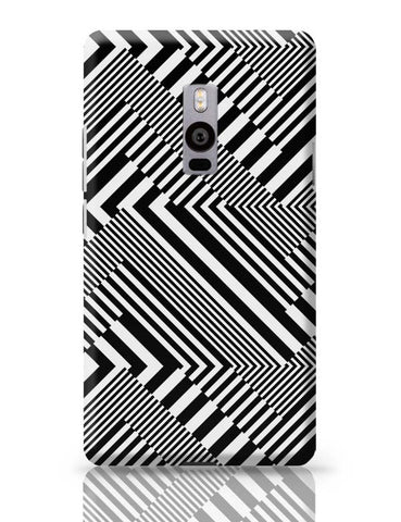 OnePlus Two Covers | Monochrome Psyche Delia! OnePlus Two Case Cover Online India
