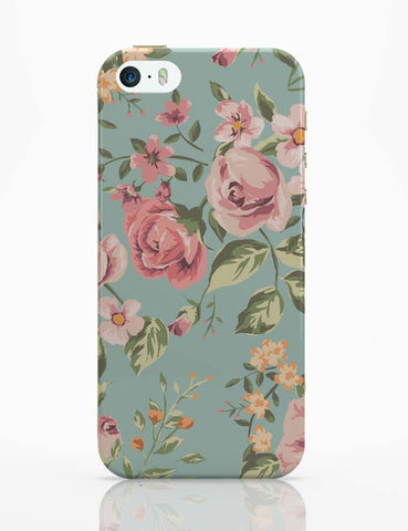 iPhone 5 / 5S Cases & Covers | Mystic Garden iPhone 5 / 5S Case Cover Online India