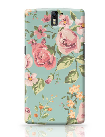 OnePlus One Covers | Mystic Garden OnePlus One Case Cover Online India