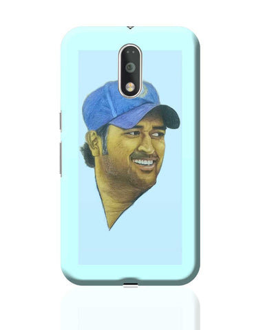 M S Dhoni Moto G4 Plus Online India