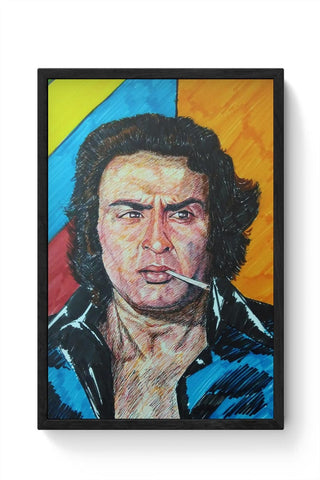 Framed Posters Online India | Paapa Ranjeet Framed Poster Online India