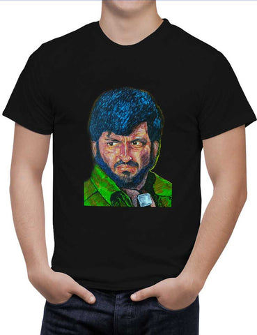 Buy Gabbar Woman T-Shirts Online India | Gabbar T-Shirt | PosterGuy.in