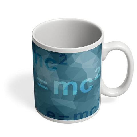 Coffee Mugs Online | Einstein Low Poly Art Coffee Mug Online India