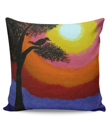 Colorful Scenary Cushion Cover Online India