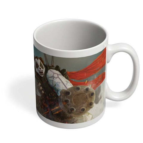 Coffee Mugs Online | Angry Panda Coffee Mug Online India