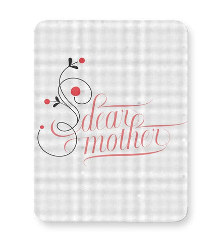 Buy Mousepads Online India | Dear Mother Mouse Pad Online India