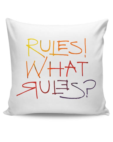 what rules? Cushion Cover Online India