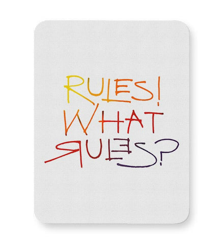 what rules? Mousepad Online India