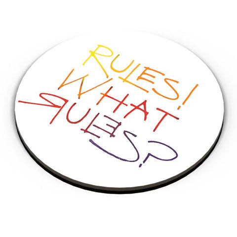 what rules? Fridge Magnet Online India