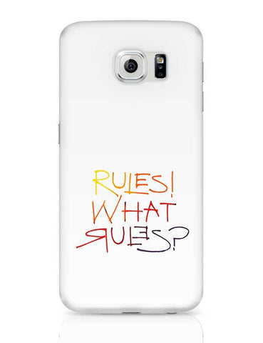 what rules? Samsung Galaxy S6 Covers Cases Online India