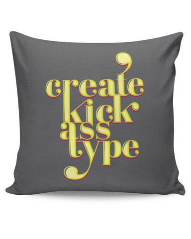 PosterGuy | Create Kick Ass Type Cushion Cover Online India