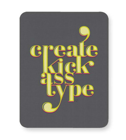 Buy Mousepads Online India | Create Kick Ass Type Mouse Pad Online India