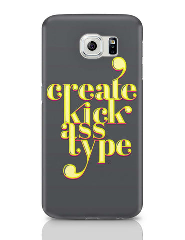 Samsung Galaxy S6 Covers | Create Kick Ass Type Samsung Galaxy S6 Covers Online India