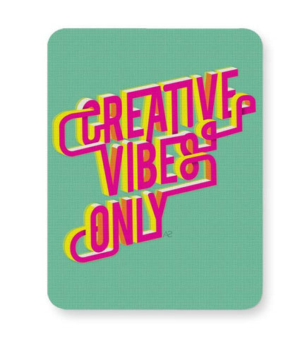 Buy Mousepads Online India | Creative Vibes Mouse Pad Online India
