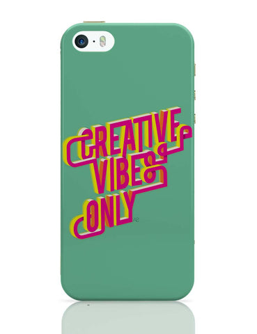 iPhone 5 / 5S Cases & Covers | Creative Vibes iPhone 5 / 5S Case Online India