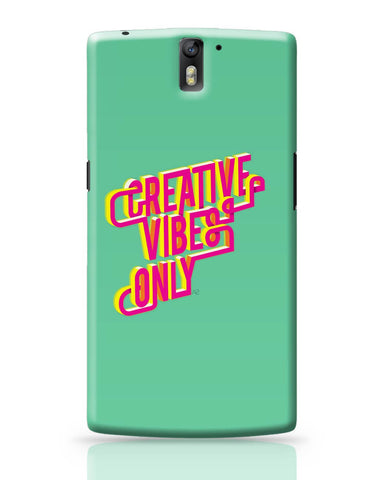 OnePlus One Covers | Creative Vibes OnePlus One Cover Online India
