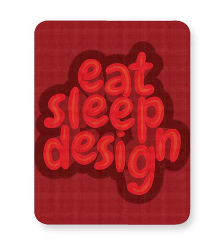 Buy Mousepads Online India | Eat Sleep Design Mouse Pad Online India