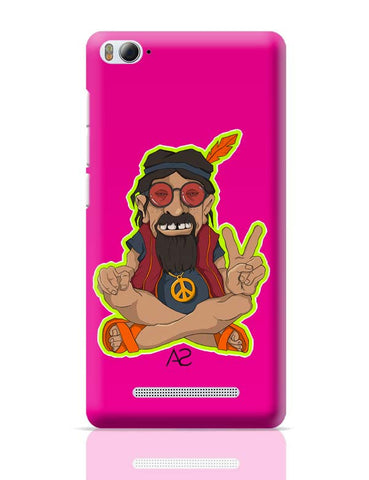 Xiaomi Mi 4i Covers | Happy Hippie Xiaomi Mi 4i Case Cover Online India