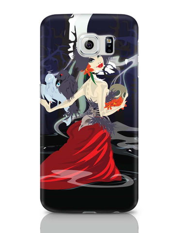 Samsung Galaxy S6 Covers | Day Of The Dead Samsung Galaxy S6 Case Covers Online India