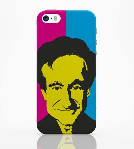 iPhone 5 / 5S Cases & Covers | Robin Williams iPhone 5 / 5S Case Online India