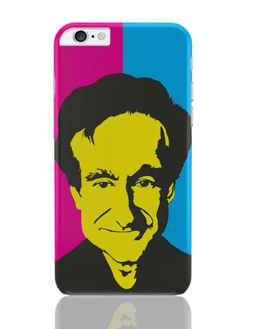 iPhone 6 Plus/iPhone 6S Plus Covers | Robin Williams iPhone 6 Plus / 6S Plus Covers Online India