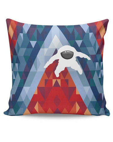 PosterGuy | Space Traveler Cushion Cover Online India