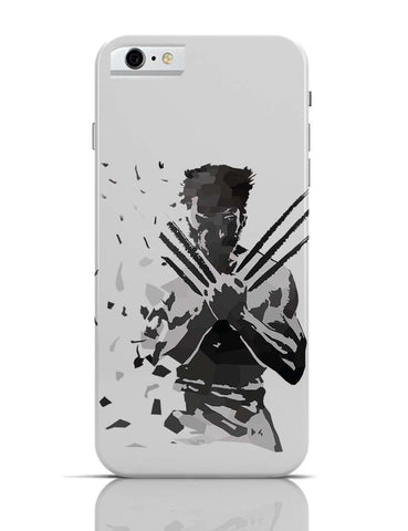 iPhone 6/6S Covers & Cases | Low Poly Wolverine Dispersed iPhone 6 Case Online India