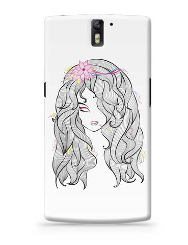 OnePlus One Covers | Beautiful Girl OnePlus One Case Cover Online India