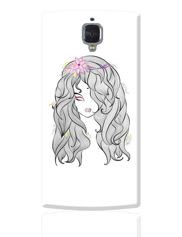 Beautiful Girl OnePlus 3 Cover Online India