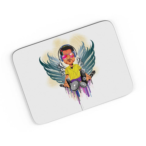 peace in music A4 Mousepad Online India