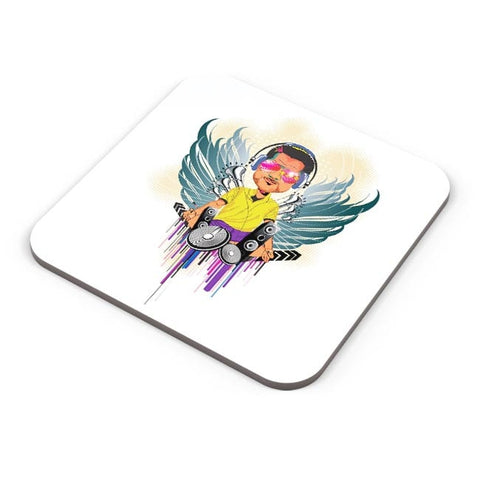 Buy Coasters Online | Peace In Music Coasters Online India | PosterGuy.in