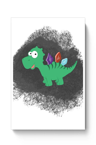 Posters Online | Vilupt Dinosaur Poster Online India | Designed by: jainone