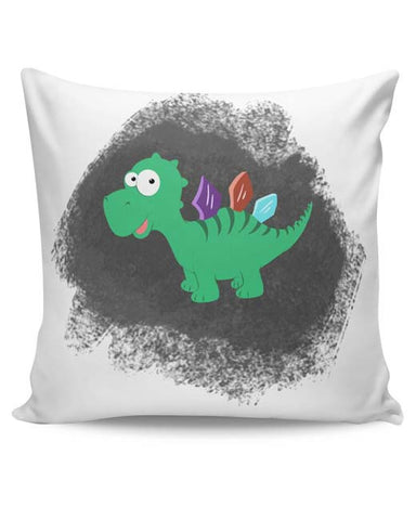 PosterGuy | Vilupt Dinosaur Cushion Cover Online India